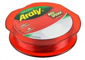 Linha Red Spider Fio 0,40mm 100mts