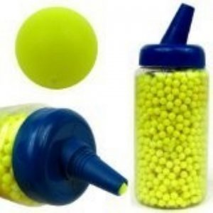 Municao Airsoft BB'S Plastic 0,12gr Cal 6,0mm