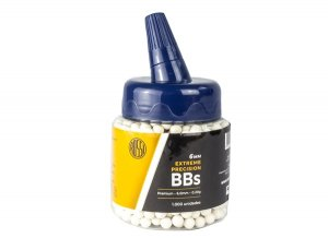 Municao Airsoft BB'S Plastic 0,20gr Cal 6,0mm