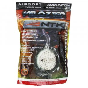Municao Airsoft BB'S Velozter 0,25gr Cal 6,0mm