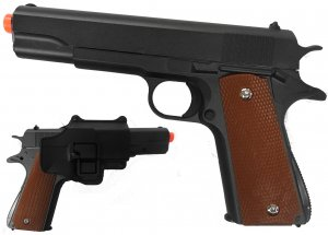 Pistola Airsoft Galaxy G13 + Coldre Cal 6,0mm